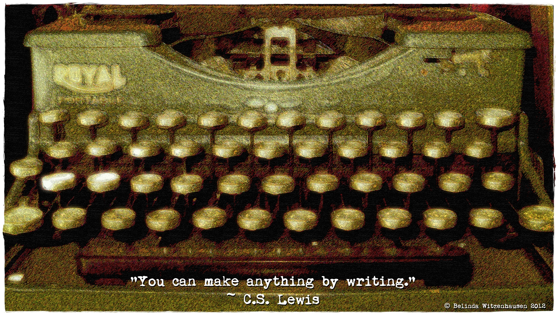 Wednesday Wallpaper For Writers October 3rd