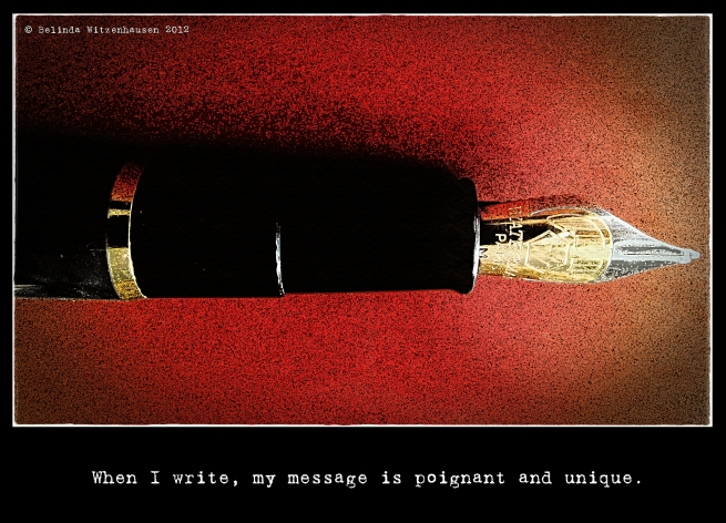 Writer'sAffirmationCard