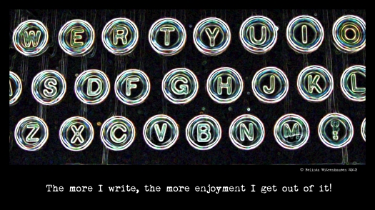 Writing Affirmation