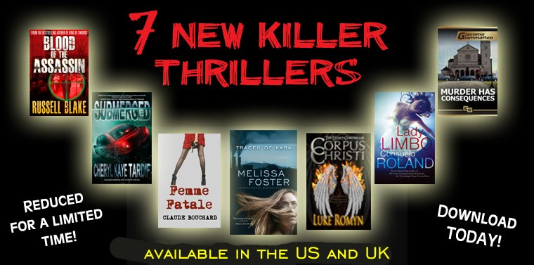 Killer Thriller with Covers