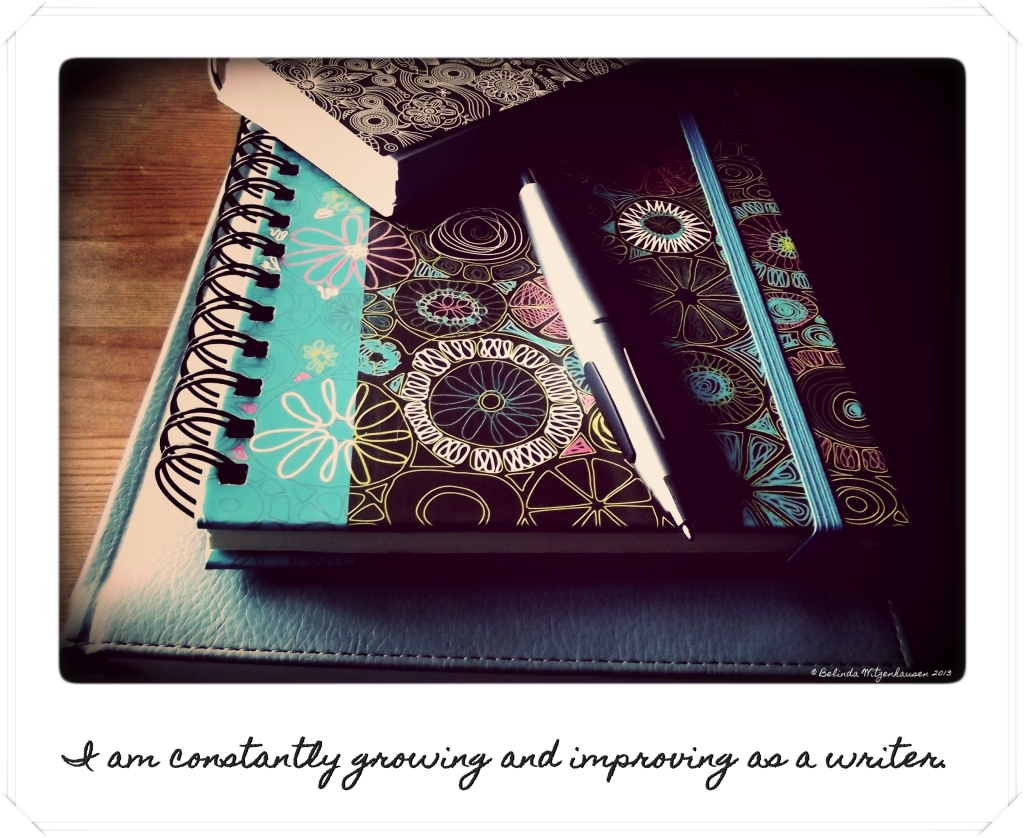 Affirmation For Writers