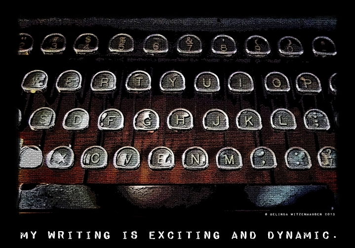 Writing Affirmation