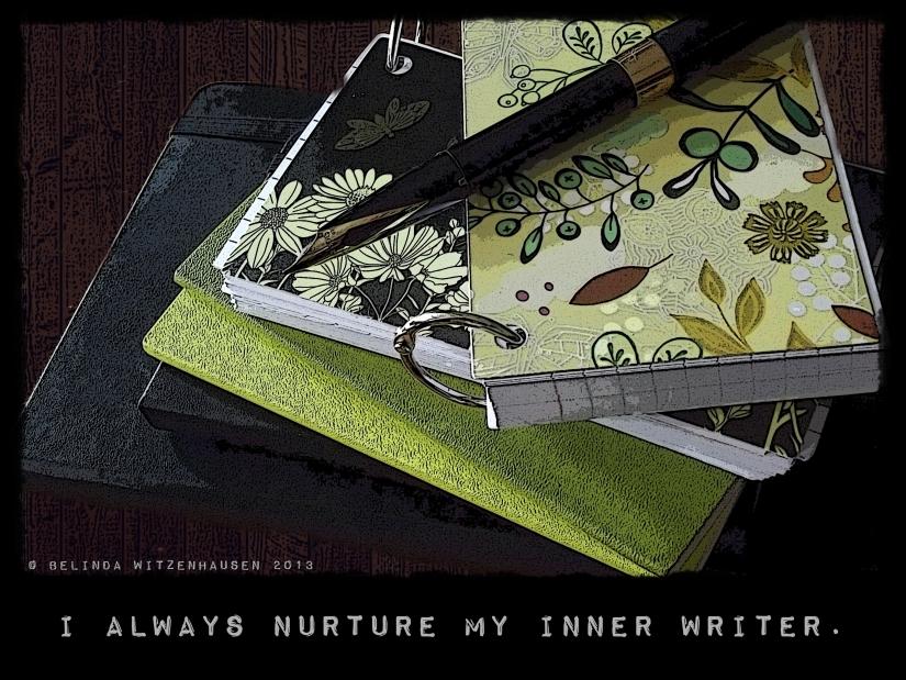 Writing Affirmation Card