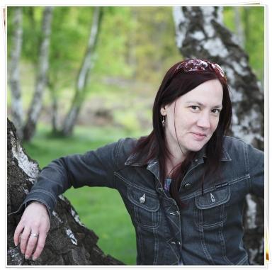Author Chrissie Parker
