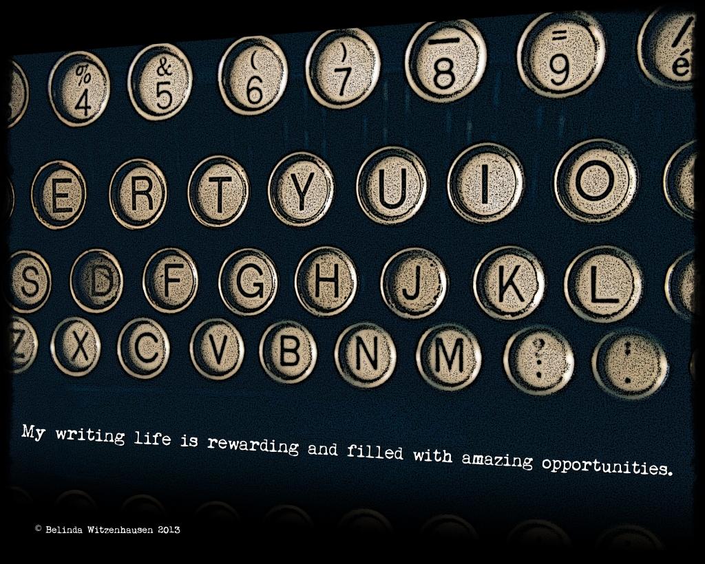 WritersAffirmation