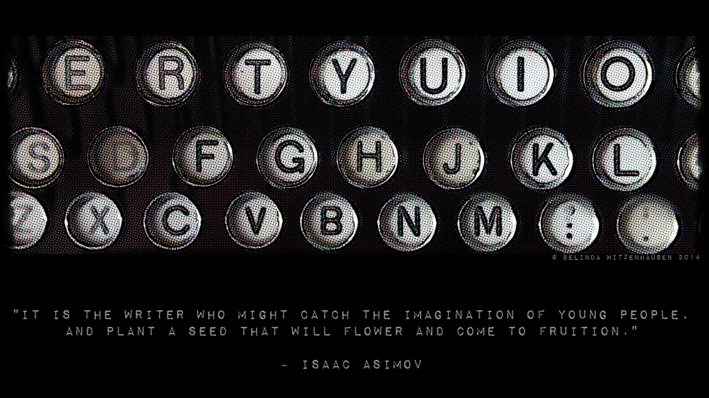 Asimov Wallpaper