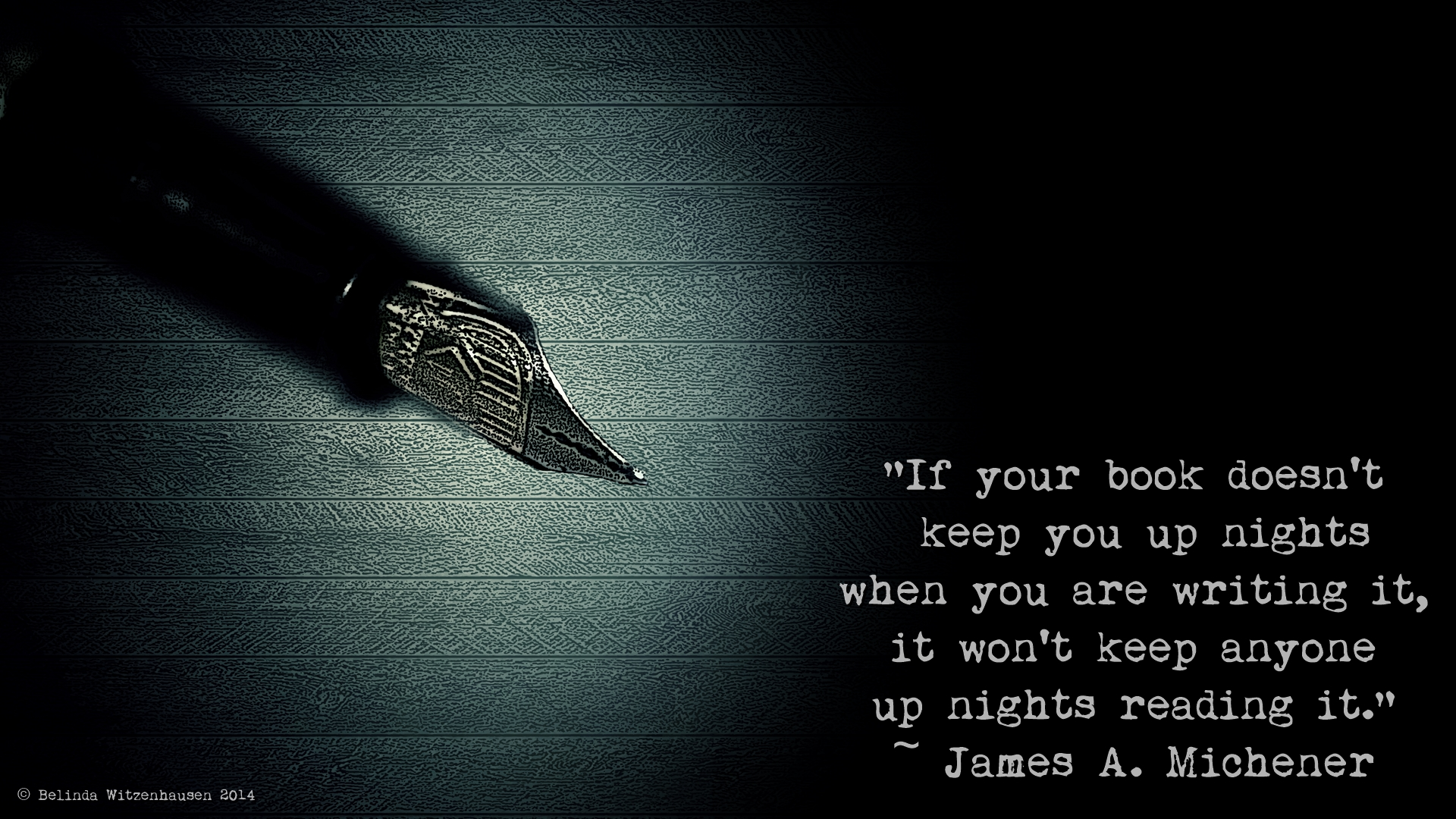 Wednesday Wallpaper For Writers February 19th 2014 Via