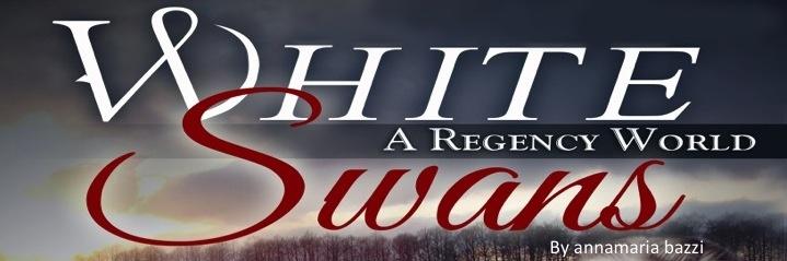 White Swans ]banner