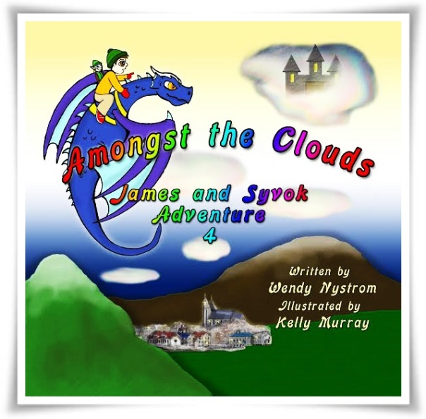 amongst the clouds book 4