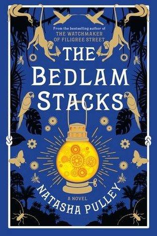 Bedlam Stacks Cover