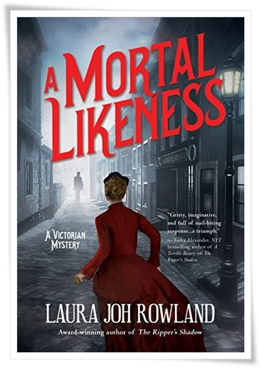 A Mortal Likeness Cover