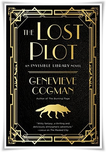 The Lost Plot Cover