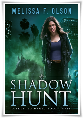 Shadow Hunt Cover