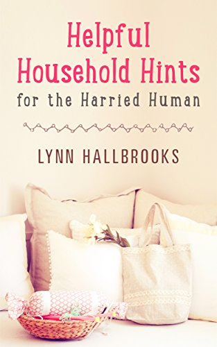 Cover for Helpful Household Hints