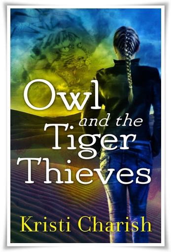 Owl & The Tiger Thieves Cover
