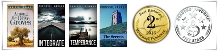 CP Novels & Awards Banner