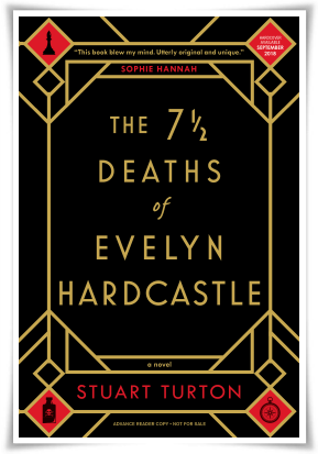 Deaths of Evelyn Hardcastle Cover