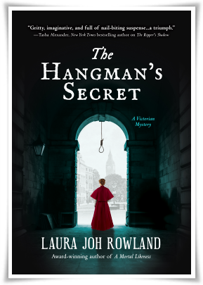 the hangmans secret cover