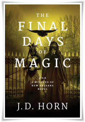 Final Days of Magic Cover