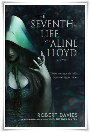 Seventh Life Of Aline Lloyd Cover